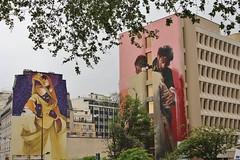 Conor Harrington + INTI_4765 boulevard Vincent Auriol Paris 13 (meuh1246) Tags: streetart paris conorharrington inti boulevardvincentauriol paris13