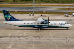 PR-AQA AZUL Linhas Aéreas Brasileiras ATR 72-600 (72-212A) (henriquesoares_) Tags: praqa azul linhas aéreas brasileiras atr 72600 72212a