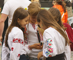 Portrait (Natali Antonovich) Tags: portrait sweetbrussels brussels belgium belgique belgie grandplace children childhood embroidery fancywork tracery ornament mood smile nationalgeographicfacesoftheworld