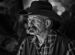 Kansas City Cowboy (Jim-Mooney) Tags: bw black white blackwhite blackandwhite mono monochrome monotone market kansascity streetphotography portrait people candid