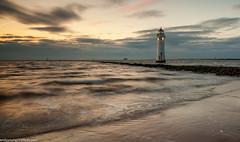 Perch Rock Lighthouse (7 of 12) (andyyoung37) Tags: merseyside newbrighton perchrocklighthouse seascape uk beach sunset thewirral wallasey england unitedkingdom