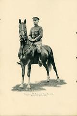 1922-09-21-Organization Day program-04 (Old Guard History) Tags: 1922 3dusinfantryregimenttheoldguard fortsnelling minnesota organizationday