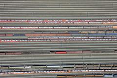 Marshalling Yard (Aerial Photography) Tags: by m obb 24042017 5sr26694 bahnhof bahnverkehr eisenbahn fotoklausleidorfwwwleidorfde gleise güterbahnhof linien luftaufnahme luftbild moosach munich münchen rangierbahnhof rangierbahnhofmünchennord reihen schienenverkehr verkehr aerial lines outdoor railtraffic railroad railway railwaytraffic rows station tracks traffic bayernbavaria deutschlandgermany deu