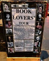 Book lover's tour. #scotland #roadtrip #europe #uk #edinburgh