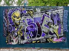 Den Haag Graffiti  STEEN (Akbar Sim) Tags: zuiderpark steen denhaag thehague agga holland nederland netherlands graffiti akbarsim akbarsimonse