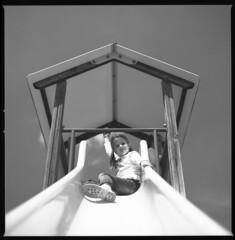 dad's perspective (ukke2011) Tags: hasselblad503cw planarcfe8028 ilforddelta100 selfdeveloping rodinal film pellicola 6x6 square 120 bw mediumformat analogico analog