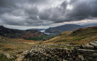 Glenridding, and Ullswater
