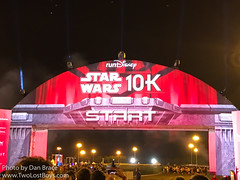 runDisney Star Wars Half Marathon Weekend