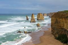 The 12 Apostles, Great Ocean Road, Victoria (golferdave2010) Tags: 2017 7d australia autumn canon victoria greatoceanroad seastacks 12apostles bassstraight sea 12 apostles bass straight great ocean road stacks
