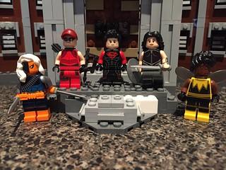 Lego DC Figures 16
