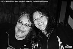 2017 Bosuil-Het publiek bij The Bluesbones en Dan Patlansky 22-ZW