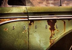 Sad Legacy (hutchphotography2020) Tags: edsel ford rust crud grunge chrome car nikon hutchphotography