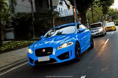 Jaguar XFR-S (Jeferson Felix D.) Tags: jaguar xfrs xfr jaguarxfrs jaguarxfr jaguarxf canon eos 60d canoneos60d 18135mm rio de janeiro riodejaneiro brazil brasil worldcars photography fotografia photo foto camera