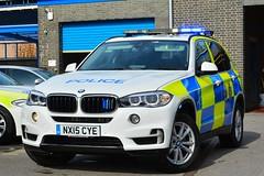 NX15 CYE (S11 AUN) Tags: cleveland police bmw x5 anpr armed response car arv traffic rpu roads policing unit 999 emergency vehicle nx15cye