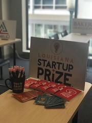 We can't wait to meet the Start Co. Start Q entrepreneurs! Louisiana Startup Prize is READY for YOU!