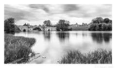 Capability Brown At Play (don't count the pixels) Tags: blenheimpalace palace oxfordshire woodstock lake longexposure ngc ndfilters bwndfilters 10stopfilter water blackandwhite monochrome silverefexpro countryhouses gardens landscaping