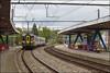 """NMBS/SNCB 980 """"L4262"""" - La Louvière Centre (Mark van der Meer) Tags: klassiekmotorsel nmbs trein lalouvière wallonie belgië be klassiekje klassiek motorstel klassiekmotorstel ms73 ms73710 am73 am73710 sncb belgium belgie train automotrice emu electricmultipleunit mscr mscr980 amcr amcr980 cityrail lalouvièrecentre"""