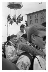 Helsinki, May Day (danieltim.net) Tags: blackandwhite film streetphotography reportage vappu people urbanlife students europe finland culture custom youth