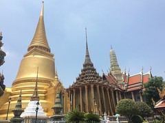 Grand Palace Temple, Bangkok