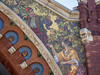 Del mar y la huerta (Ernesto Ordaz Juan) Tags: velencia mercadodecolón modernismo trencadis mosaico franciscomoraberenguer relieves fachada