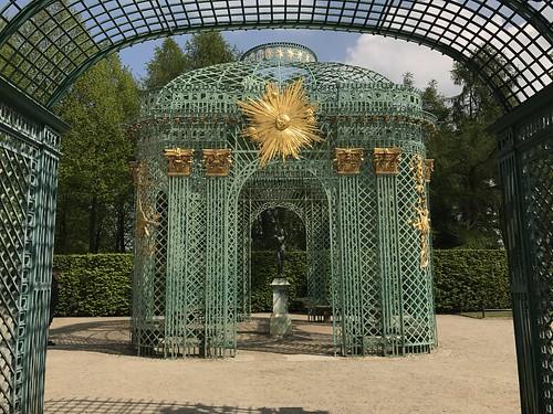 Schloss Sanssouci, Sanssouci Park