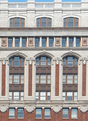 Masonic Hall (TheMachineStops) Tags: 2017 architecturaldetails newyorkcity manhattan facade windows nyc outdoor architecture 10010 zip10010