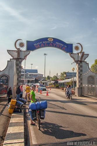 Witamy w Malezji
