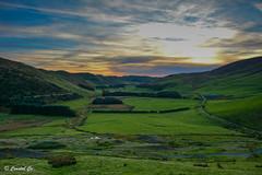 A44 near Eisteddfa Gurig (Coastal Co) Tags: aberystwyth rhayader a44 ceredigion wales uk 2015 scenery landscape sky unlimitedphotos
