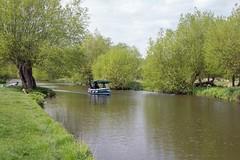 River Stour at Dedham Vale (jimj0will) Tags: dedhamvale aonb river suffolk essex trees johnconstable willielotshouse boating longwalk walk trail track hike