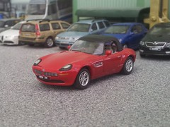 BMW Z8 (quicksilver coaches) Tags: hongwell cararama 172 176 oo diecast model bmw z8