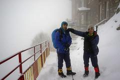 Every Unique Moment! ($ALEH) Tags: shirpala mountain iran winter snow people climber happy adventure دوست کوهنورد دربند