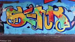 Den Haag Graffiti  SENK (Akbar Sim) Tags: senk denhaag thehague agga holland nederland netherlands graffiti binckhorst akbarsim akbarsimonse
