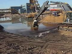 Pumping Bitumen