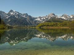P5060295 (turbok) Tags: almsee bergsee landschaft see spiegelung stimmungen wasser wasserspiegelung c kurt krimberger