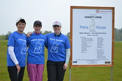 Lady Captains Pieta House Charity Open