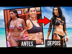 Ex bbb Amanda Djehdian - ANTES E DEPOIS / Big Brother Brasil (portalminas) Tags: ex bbb amanda djehdian antes e depois big brother brasil