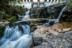 Le barrage de Charmines (tontonlabiere) Tags: nikon nikond800 samyang samyang14mm cascades charmines eau water ain hautbugey france auvergnerhônealpes
