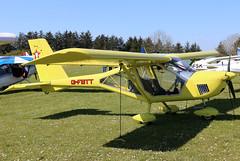 G-FBTT (GH@BHD) Tags: gfbtt aeroprakt a22 foxbat carrickmoreairfield microlight aircraft aviation