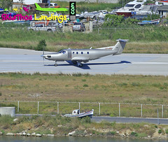 """Jetfly Aviation PC-12 • <a style=""""font-size:0.8em;"""" href=""""http://www.flickr.com/photos/146444282@N02/34568813275/"""" target=""""_blank"""">View on Flickr</a>"""