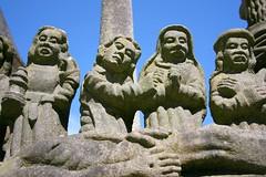 Enclos paroissial de Saint-Thégonnec (Finistère, Bretagne, France) (bobroy20) Tags: saintthégonnec brittany histoire héritage sculpture france bretagne finistère enclosparoissialsaintthégonnec