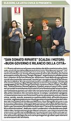 san-donato-riparte-onxfam-cena-milanese-elezioni (marcopagliotta) Tags: san donato riparte giornale artcolo notizia milanese onxfam hunger banquet