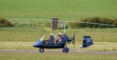 G-CIDF MTO Sport, Glenrothes (wwshack) Tags: albaairsports egpj fife fifeairport glenrothes glenrothesairport gyro gyrocopter gyrocopterexperience mtosport rotorsport scotland autogyro gcidf
