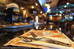 Utensils & Bokeh (nywheels) Tags: alexis newburgh hudsonvalley diner alexisdiner silverware creative newyork nikon bokeh midhudsonvalley