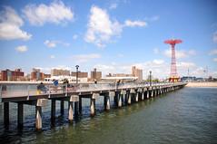 DSC_2362ConeyIsland (artsynancy) Tags: coneyisland brooklyn coneyislandbrooklyn spring amusement throwback urban seaside shore boardwalk carousel entertainment newyorkcity newyork brooklynnewyork
