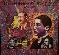 """The Legendary Pink Dots """"Asylum"""" (therealdavidjones) Tags: lpd legendarypinkdots asylum lp album art vinyl"""