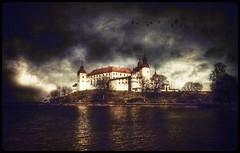 Läckö Castle by lake Vänern... (iEagle2) Tags: läckö castle vänern lake sweden iphone iphone6