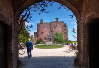 Powis Castle, Welshpool, Wales (Explored)