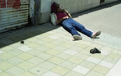 s t r e e t (matteoprez) Tags: precious elprecious matteoprezioso matteopreziosofotografía matteopreziosophotography color colore colour analógico analogico análogo analog zuiko zuikoom zuikoom50mm118 waistlevel fotografiadistrada fotografíadecalle streetphotography bogotá colombia homeless homelessness epson epson4490 perfection4490 filmscaduto expiredfilm candid candidphotography olympus om2n olympusom2n olympusom olympusomsystem poderfotográfico