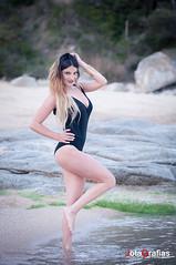 Cristina Romero (JotaGrafias) Tags: calasaboadella cristinaromero d90 jotagrafias mediterranio model modelaje nikon sesionfotograficaplayera xjimenez playa