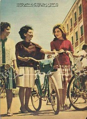 Egyptian Cycling History 1950s (Mikael Colville-Andersen) Tags: cycling urban egypt history subversive bike bicycle cykel cykling vintage